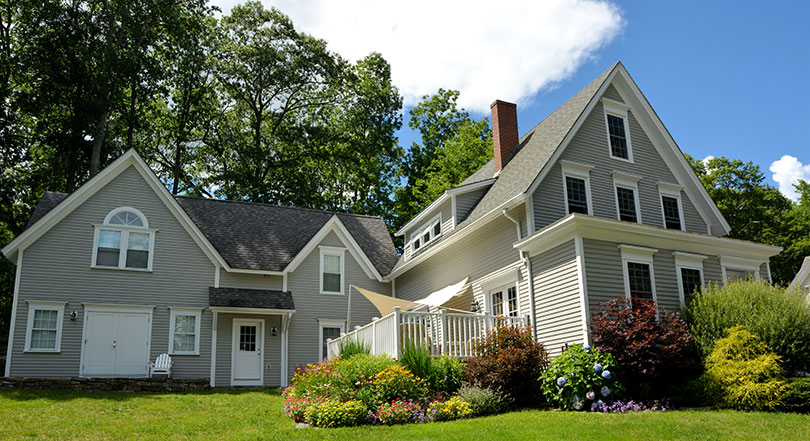in camden home cottages maine rental captains town on of property water vacation cottage asp the