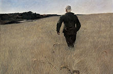 Turkey Pond Andrew Wyeth